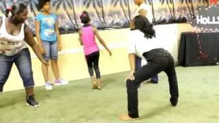 Clap them thighs (Dance contest)
