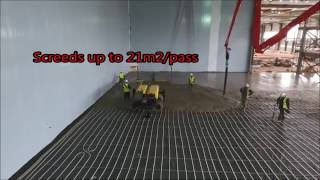 Ligchine Screedsaver MAX on insulation heat tubing