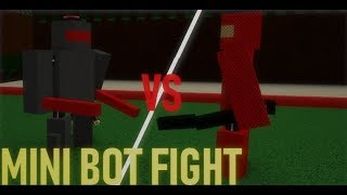 ⚔️*TUTORIAL* How to Make a MECH FIGHTING GAME! (MINI)⚔️ | Roblox Build a Boat