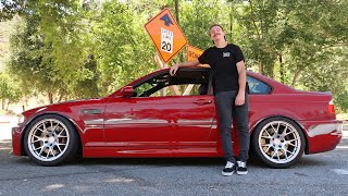 homepage tile video photo for WELCOMING AN E46 M3 TO THE FAMILY!