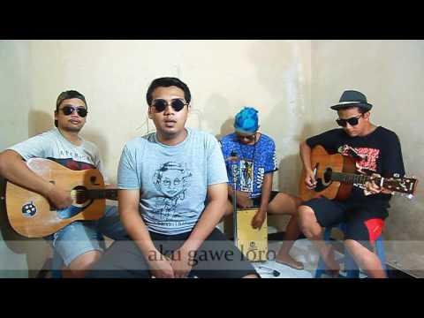 Closer By The Chainsmokers Ft. Halsey Cover Versi Bahasa Jawa : Nyedak By Pentul Kustik