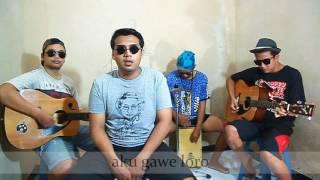 Gambar cover Closer by The Chainsmokers ft. Halsey cover versi Bahasa Jawa : Nyedak by Pentul Kustik