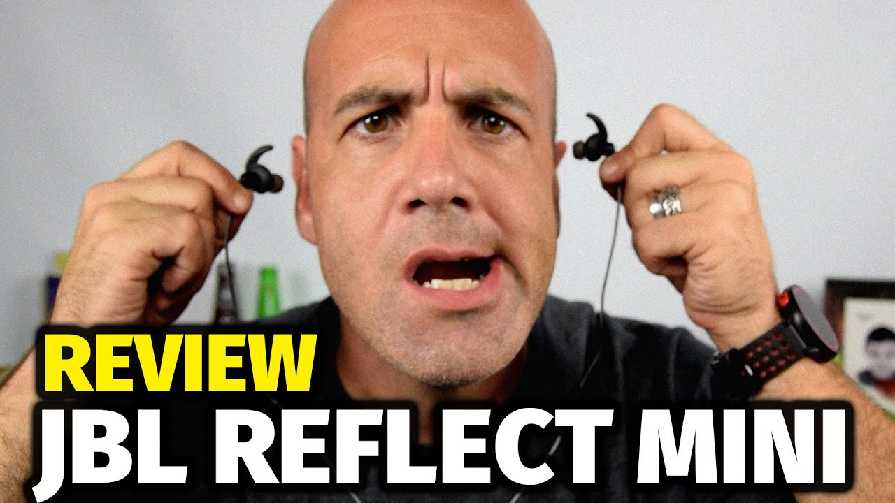 Jbl Reflect Mini Review Youtube Response Sport Bluetooth Headphone Hitam