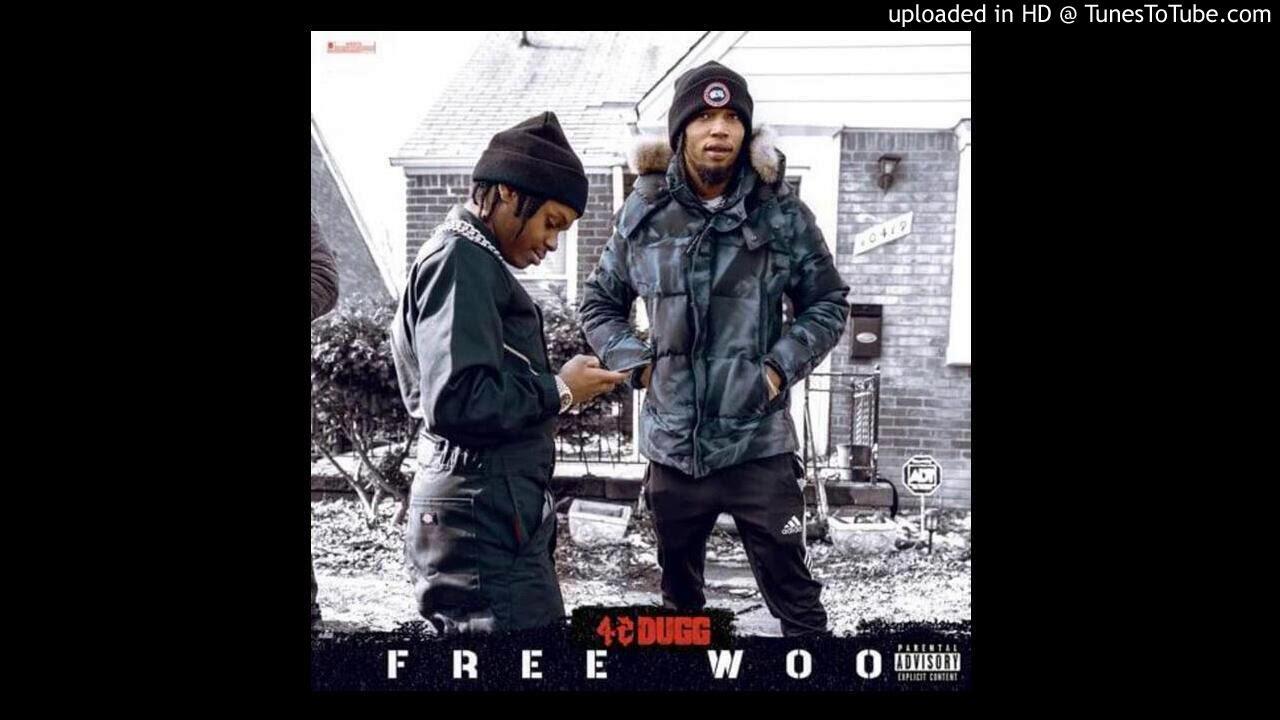 "Download 42 Dugg — ""Free Woo"""