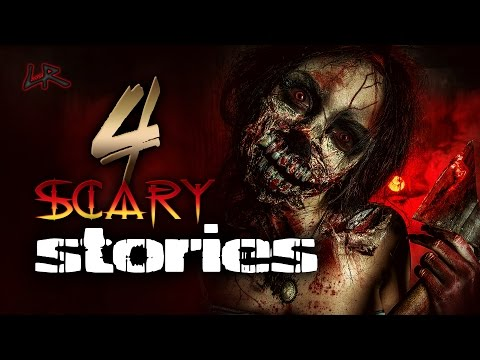 4 Scary Stories | Hiking and Camping Stories/ Possible Encounters With Serial Killers