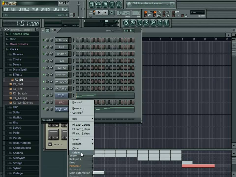 Sample Cutting in FL Studio - YouTube