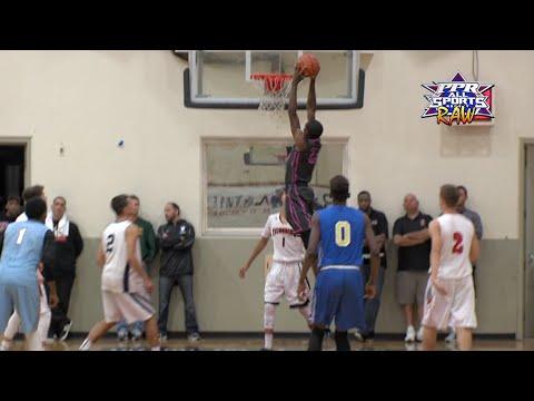 San Diego County Basketball Coaches Association 2015 Senior Boys All Star Game