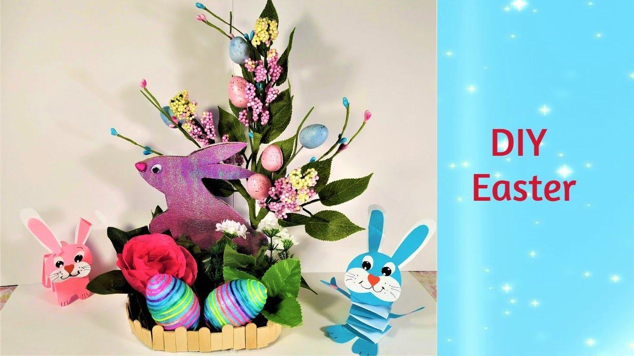 пасхальная композиция своими руками. Easter decor