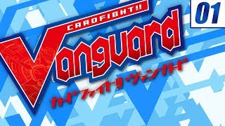 [Sub][Image 1] Cardfight!! Vanguard Official Animation - Stand Up, Vanguard!!