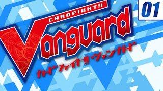 [Sub][Imagen 1] Cardfight!! Vanguardia Oficial De Animación - De Pie, De La Vanguardia!!