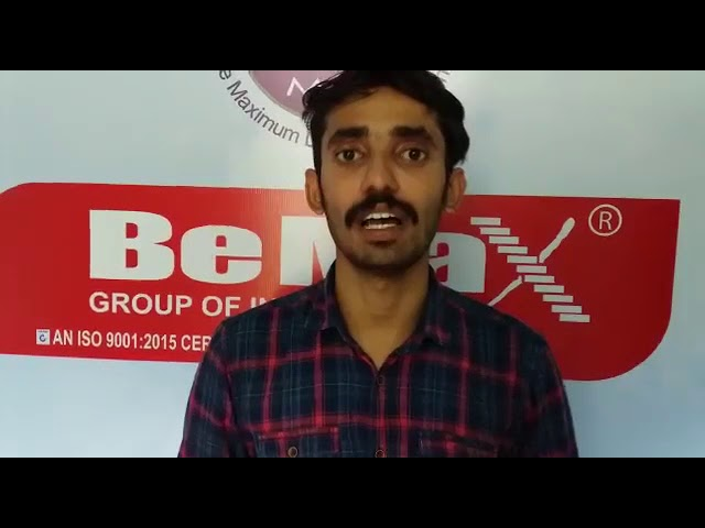 Jishnu IELTS, Testimonial BeMax Academy- Best Coaching for IELTS, OET Centre in Kerala