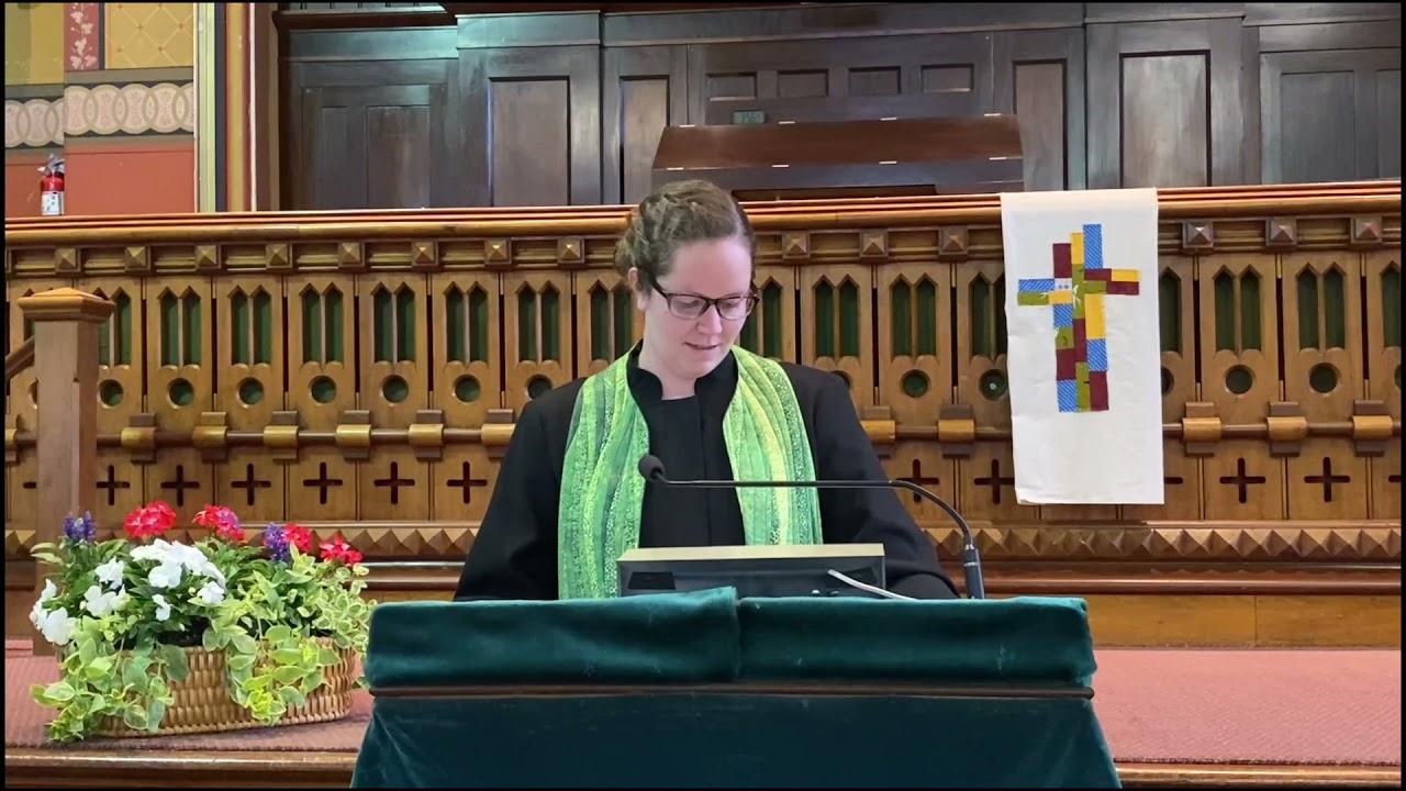 Visio Divina | First Parish Sermon 5.30.21