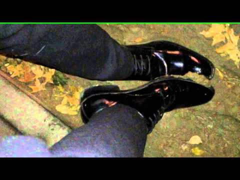 Preview - Muddy Dating With Patent Leather Shoes