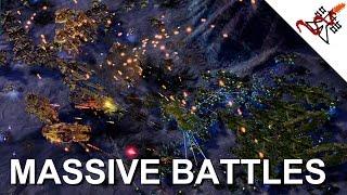 Ashes of the Singularity: Escalation - MASSIVE BATTLES