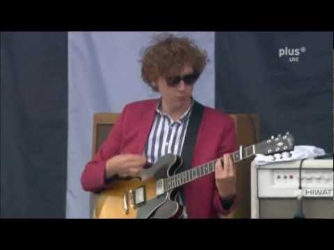 The Kooks - Always Where I Need To Be- Live @ Rock am Ring 2011 - HD