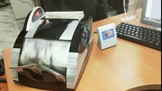 ماكينة عد النقود bill counter 0288c uv/mg