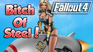 TRAINING THE BROTHERHOOD Fallout 4 Evil Female Let s Play 48