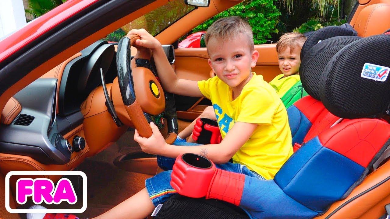 Download En Voiture! - Histoire pour enfants avec Vlad et Nikita
