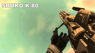 BattleField 2142 All Weapons In Slow Motion [FULL HD, MAX DETAILS, BF2142 NORTHERN STRIKE]
