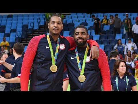 Could the New York Knicks Get Kyrie Irving Without Trading Carmelo Anthony? | Hahn, Humpty, & Canty