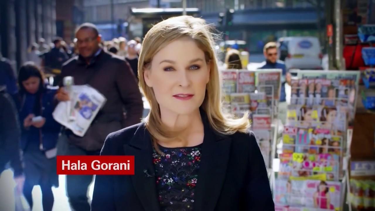 Hala Gorani Cnn Related Keywords & Suggestions - Hala Gorani
