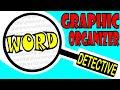 Vocabulary Development -- Word Detective Graphic Organizer