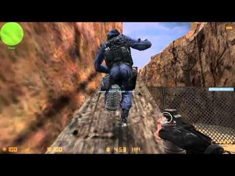 Counter Strike Condition Zero - Tour of Duty 3 - Missions Dust2, Militia, Stadium