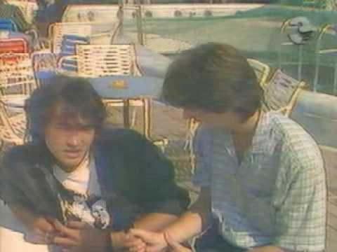 Viktor Tsoi - Interview (Summer 1989)