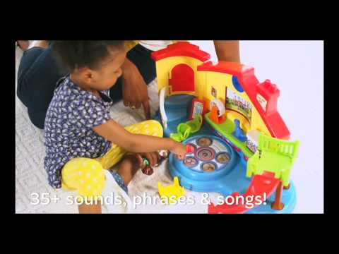 Fisher Price - Little People - Musical Preschool