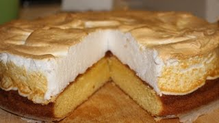 Торт птичье молоко за 30 минут. Cake pigeon's milk for 30 minutes