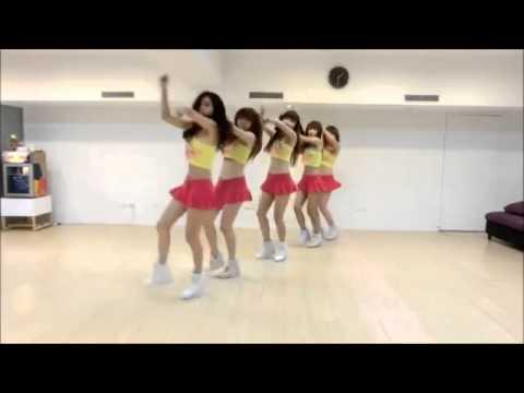 Little Apple (小苹果) - 甜美少女舞蹈Dance
