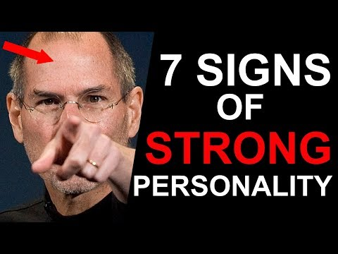 7 Signs You Have A Strong Personality That Might Scare Some People