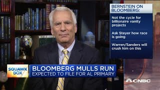 Bloomberg running for president makes no sense, former Biden advisor says