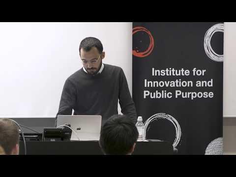 W4 policy lecture - Josef Pitt-Rashid: The HM Treasury