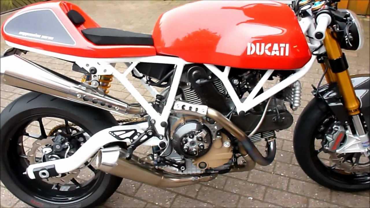 Ducati Sport Classic Clutch Cover