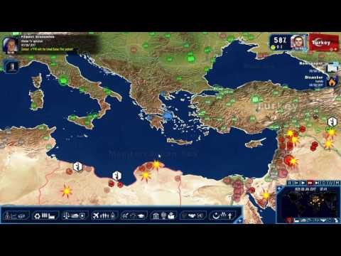 Geopolitical Simulator 4: Return to the Golden Age of Greece - pt. 3   Budget Excess!!!