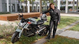 Zero SR/F Elektro-Motorrad im Test | CHIP