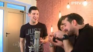 Exkluziv - Glumci serije Istine i lazi pevaju naslovnu pesmu