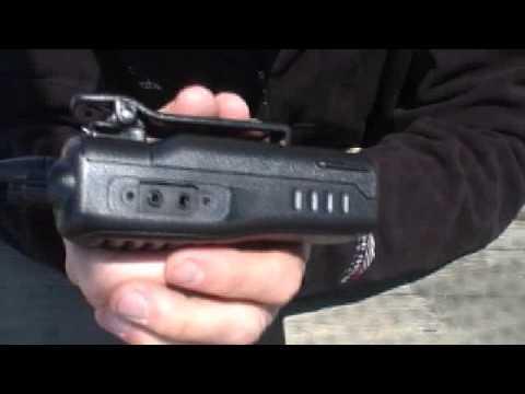 ICOM F4011 and F21 Radio Training Part 1 of 2