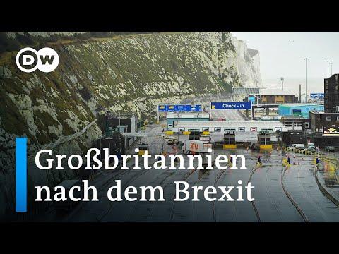 Nach dem Brexit: Kann Großbritannien es alleine besser? | Auf den Punkt