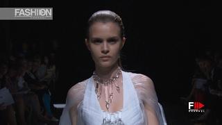 MAXIME SIMOENS Haute Couture Autumn Winter 2012 2013 Paris   Fashion Channel
