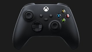 The NEW Xbox Series X CONTROLLER!