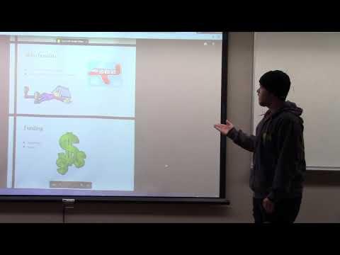 New Ventures in Creative Media Presentation