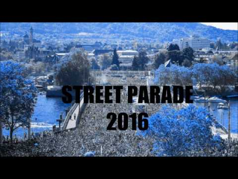 DJ HIGHWAVE - STREET PARADE 2016 VINYL MIX