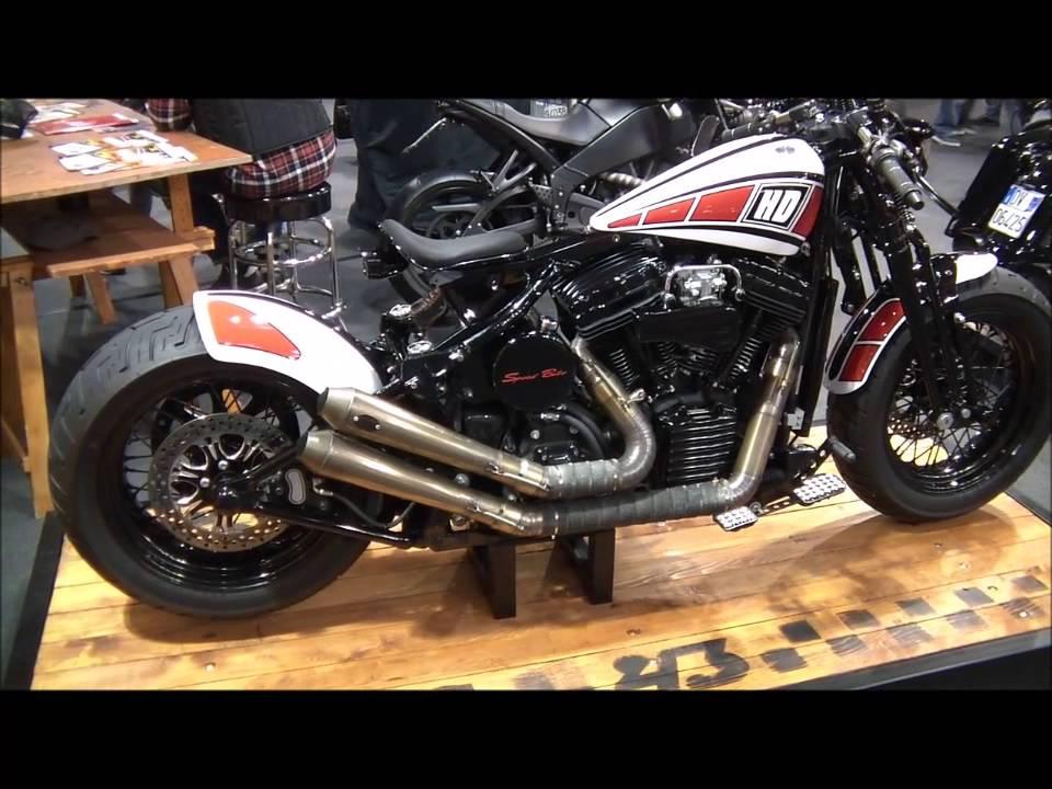 Roland Sands Harley Davidson Sportster