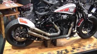 Speed Bike Harley Davidson Softail Roadster RSD Roland Sands Design