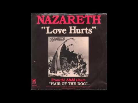[MP3 + LYRICS] NAZARETH - LOVE HURTS