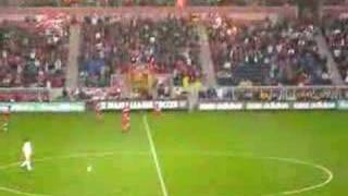 Calen Carr Goal - Chicago Fire vs Houston Dynamo 17 May 2008