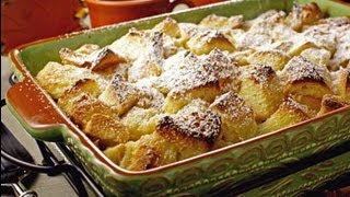 Remembering Mr. Food; French Toast Souffle