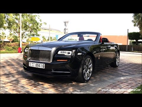 Rolls-Royce Dawn Drophead Coupé 2018 | Real-life review